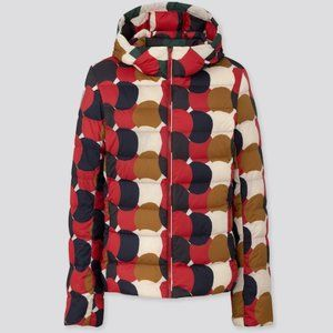Uniqlo WOMEN MARIMEKKO ULTRA LIGHT DOWN PARKA XL